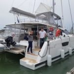 Saona 47 Fountaine Pajot