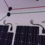 Solar panel roof Lagoon 42 2017