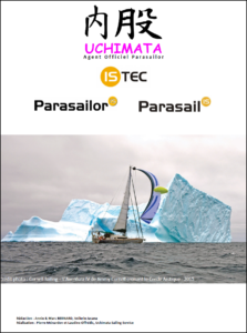 Brochure Uchimata agent officiel Parasailor