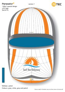 Parasailor Design Jimmy Cornell