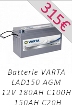 Batterie Varta Uchimata