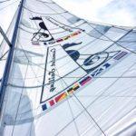 "The sail ""Camelot Sailing"""