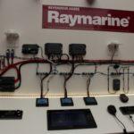 Raymarine electronique