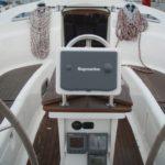Installation électronique raymarine