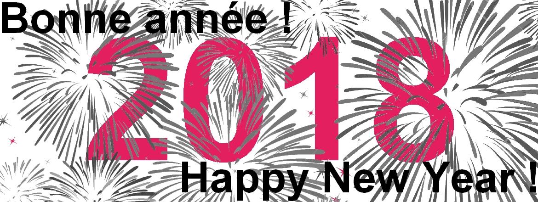 bonne année 2018 2